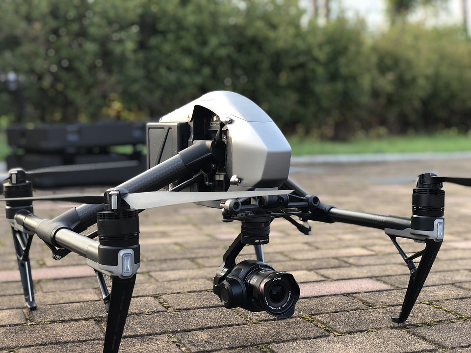 Transmisor de video UAV